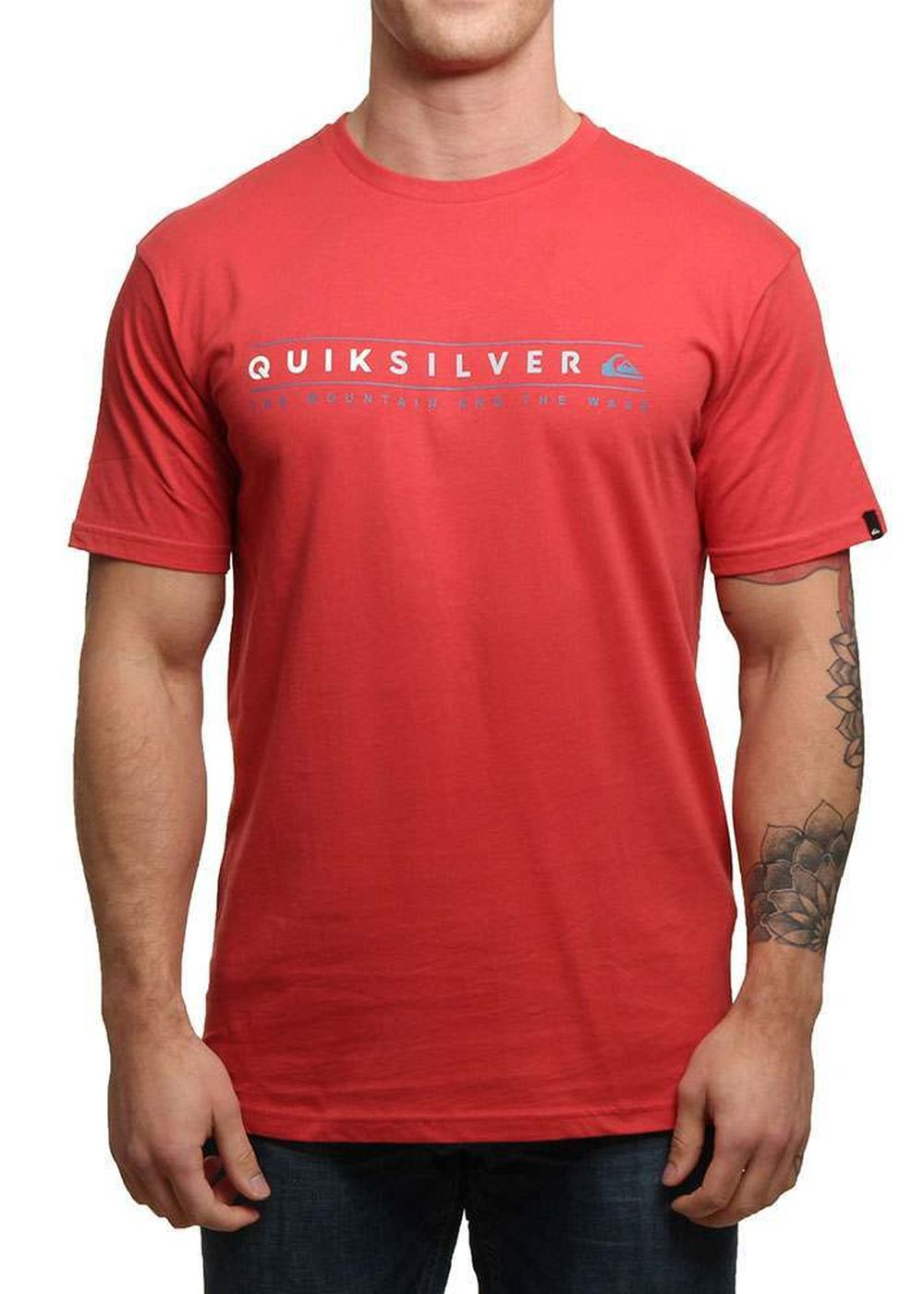 quiksilver-always-clean-tee-cardinal
