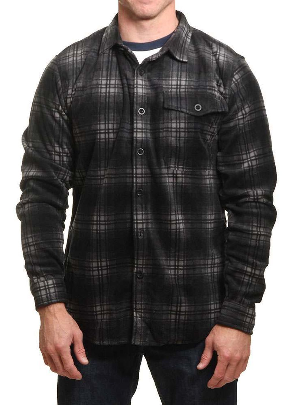 billabong-furnace-flannel-shirt-black