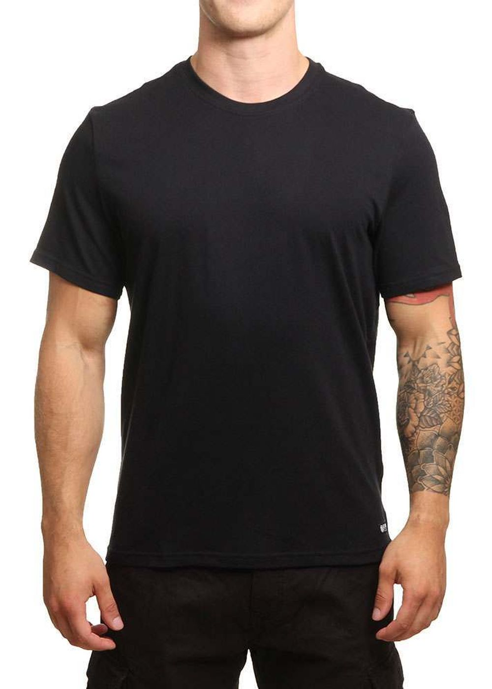 element-basic-tee-flint-black