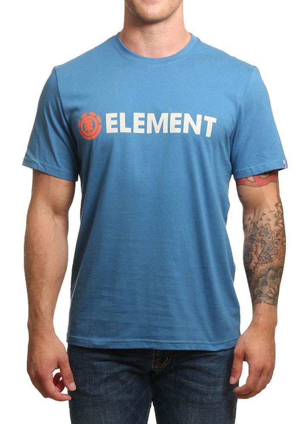 element-blazin-tee-vallarta-blue