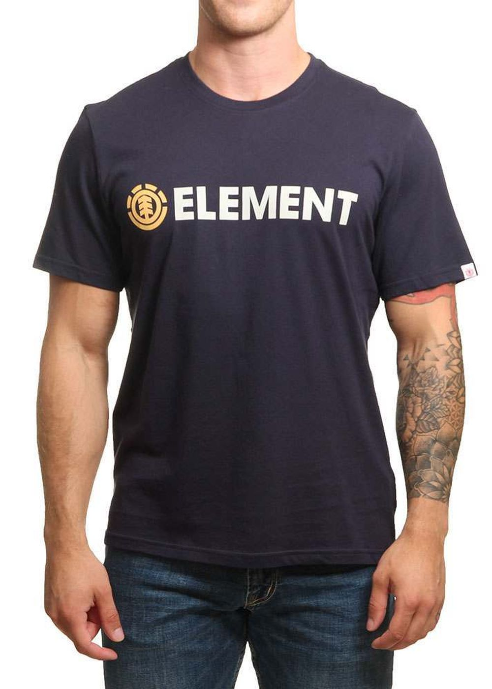 element-blazin-tee-eclipse-navy