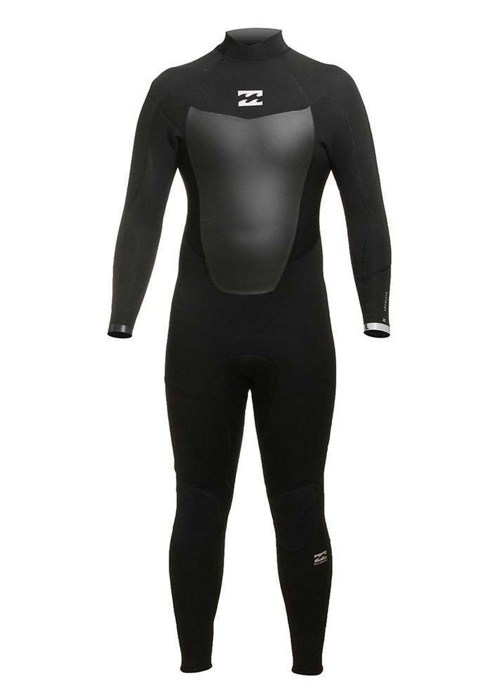 Billabong Absolute Comp Bz 5/4 Wetsuit 2018 Black Picture