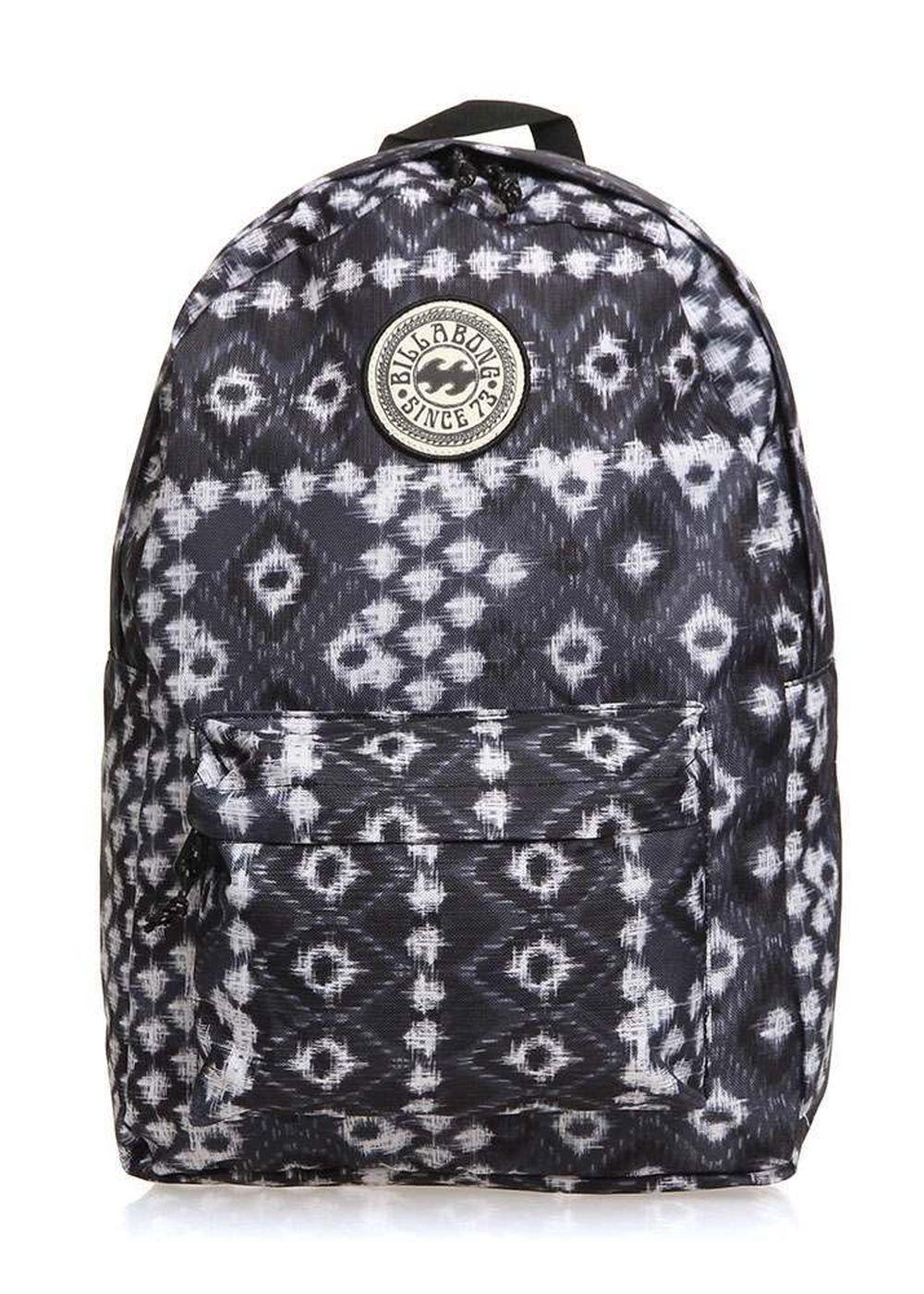 billabong all day women backpack black