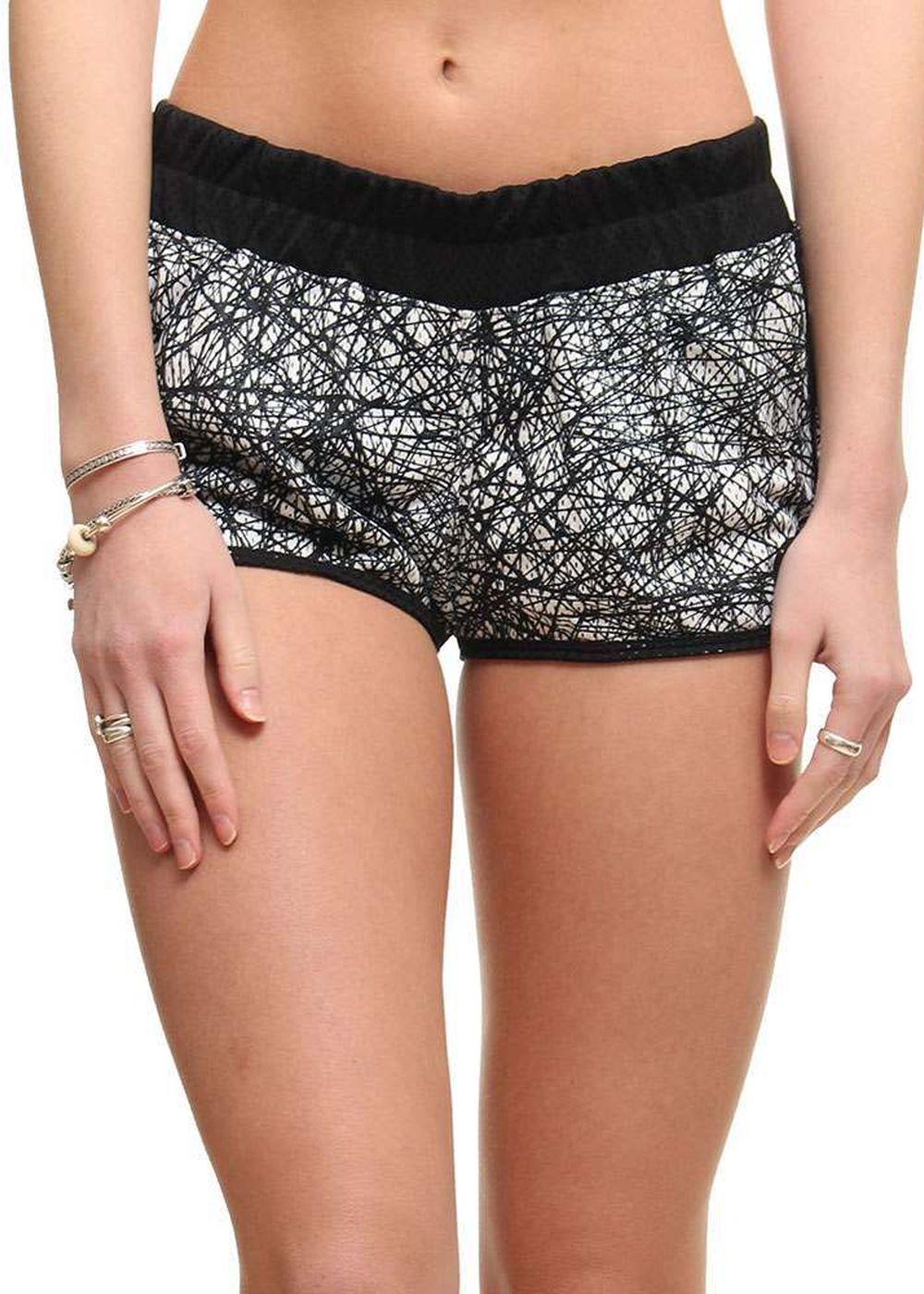 hurley drifit beachrider mesh shorts white
