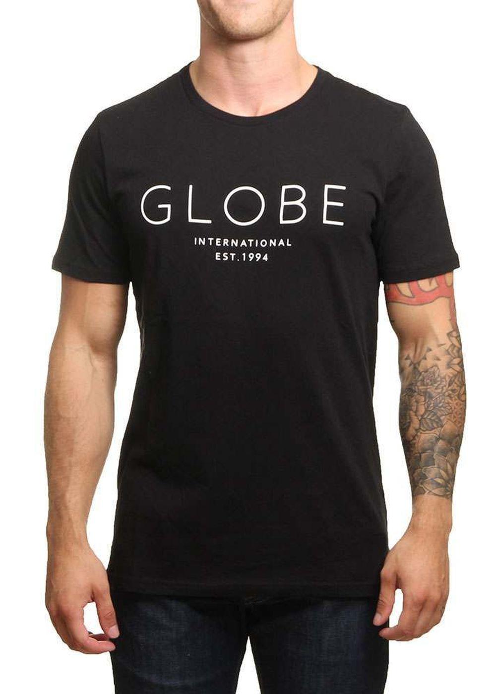 globe-company-tee-black