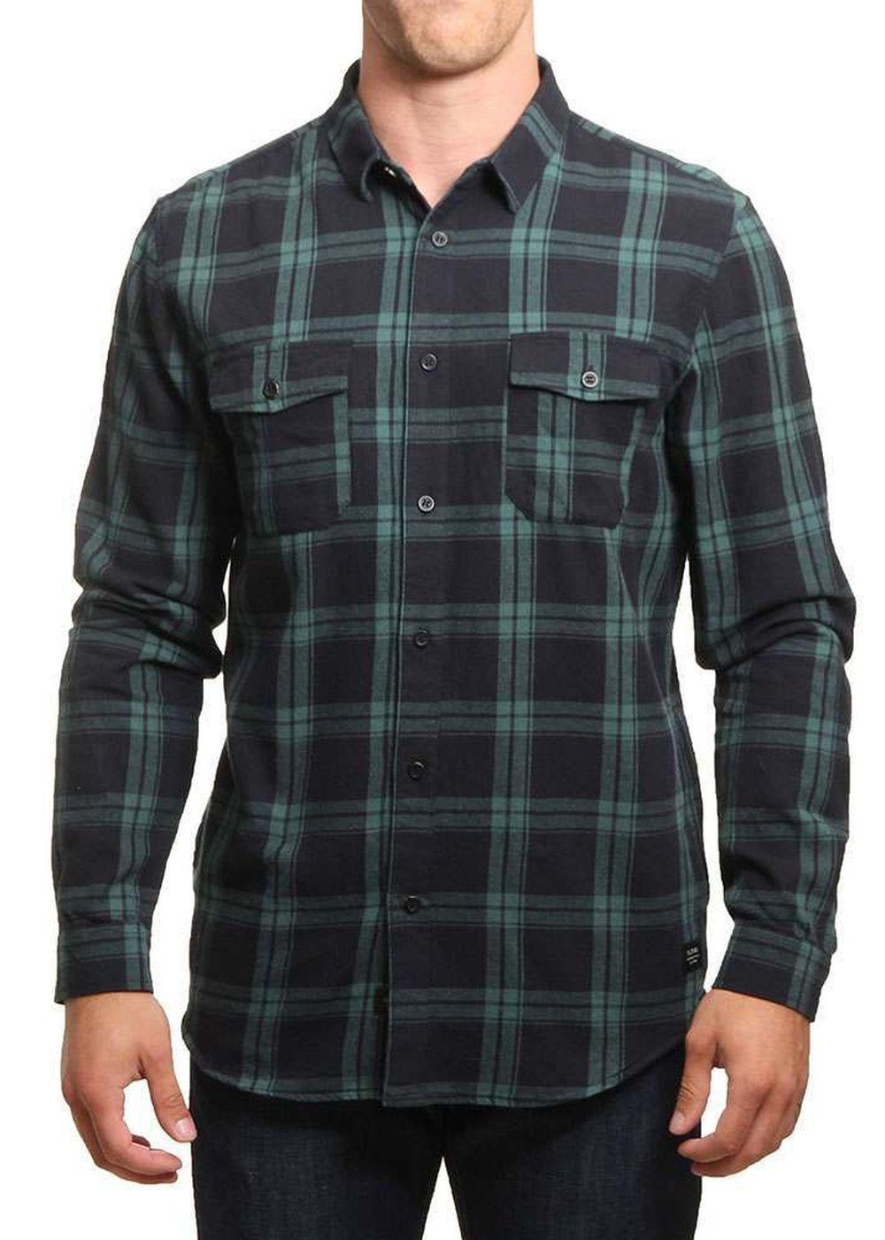 globe-flanigan-shirt-black