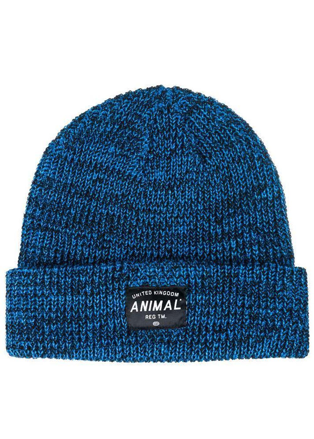 animal allex beanie vallarta blue