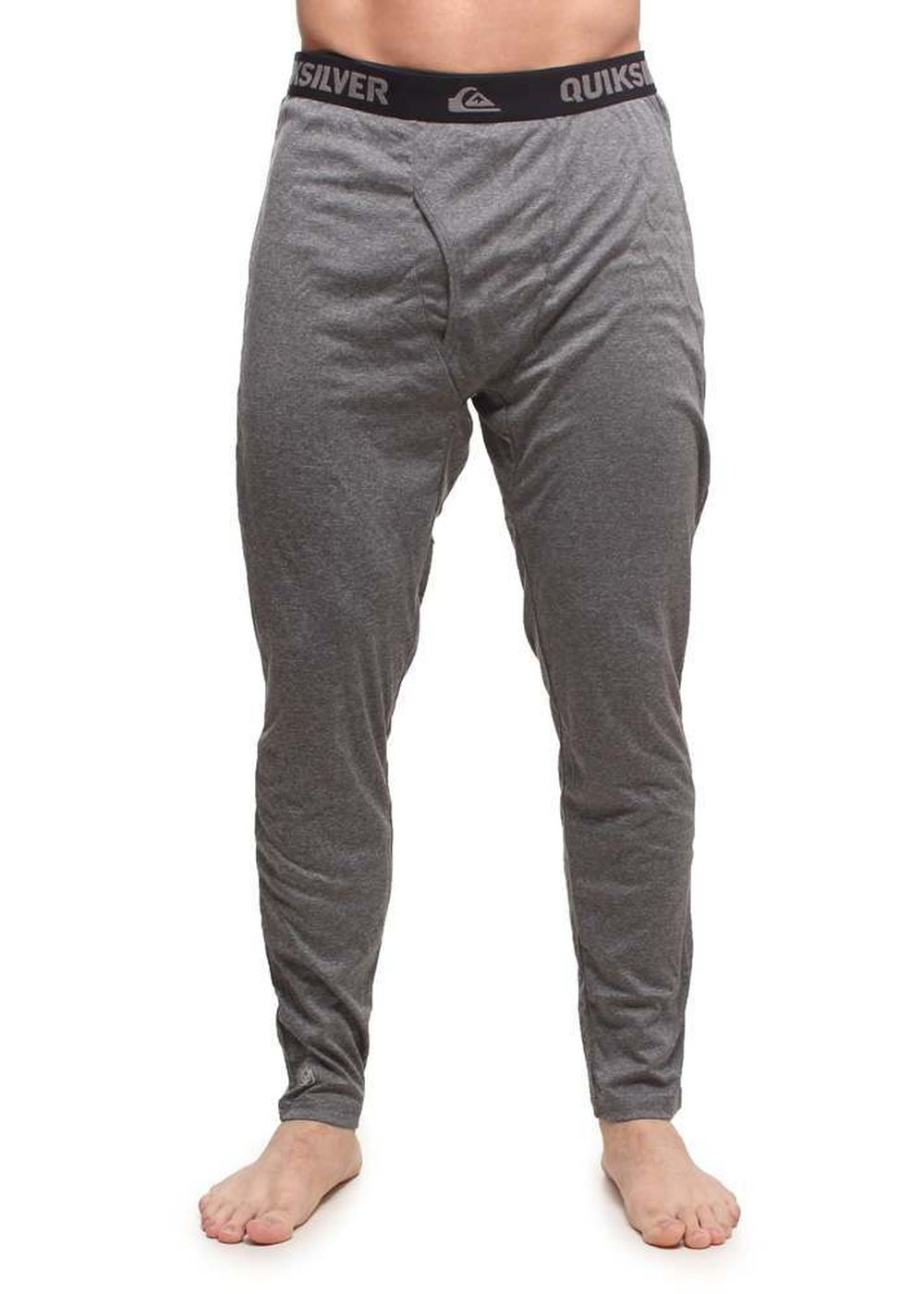 QUIKSILVER T.R TODAY THERMAL LEGGINGS Anthracite