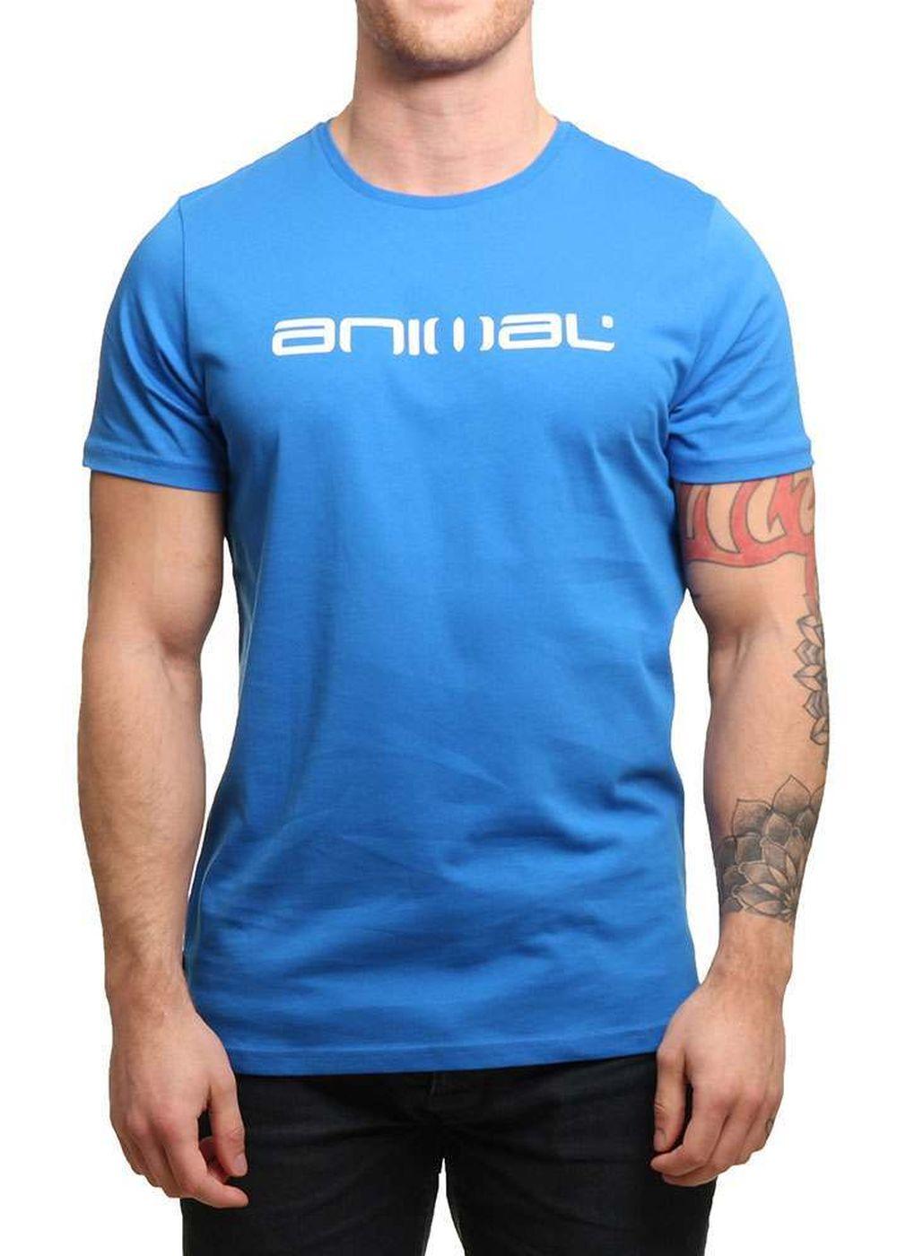 animal-classico-tee-victoria-blue
