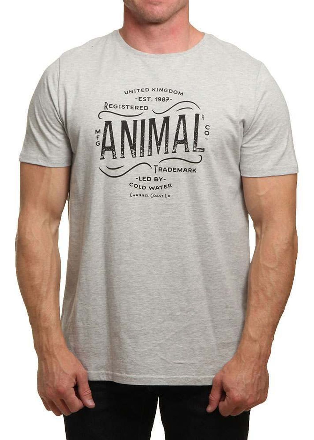 animal-bennett-tee-grey-marl