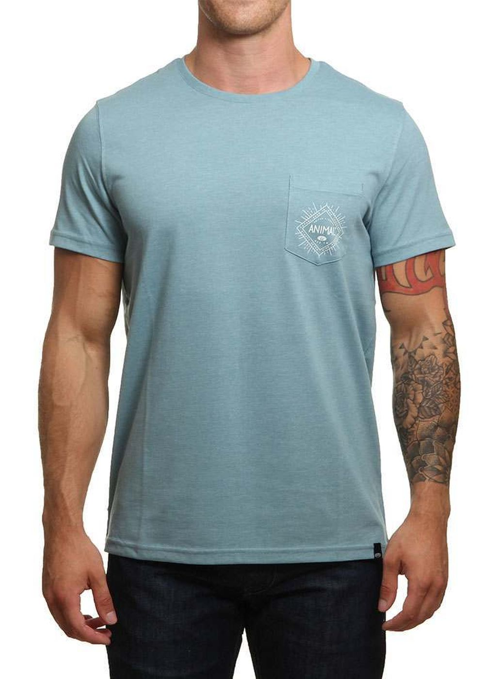 animal-crafted-tee-castle-grey-marl