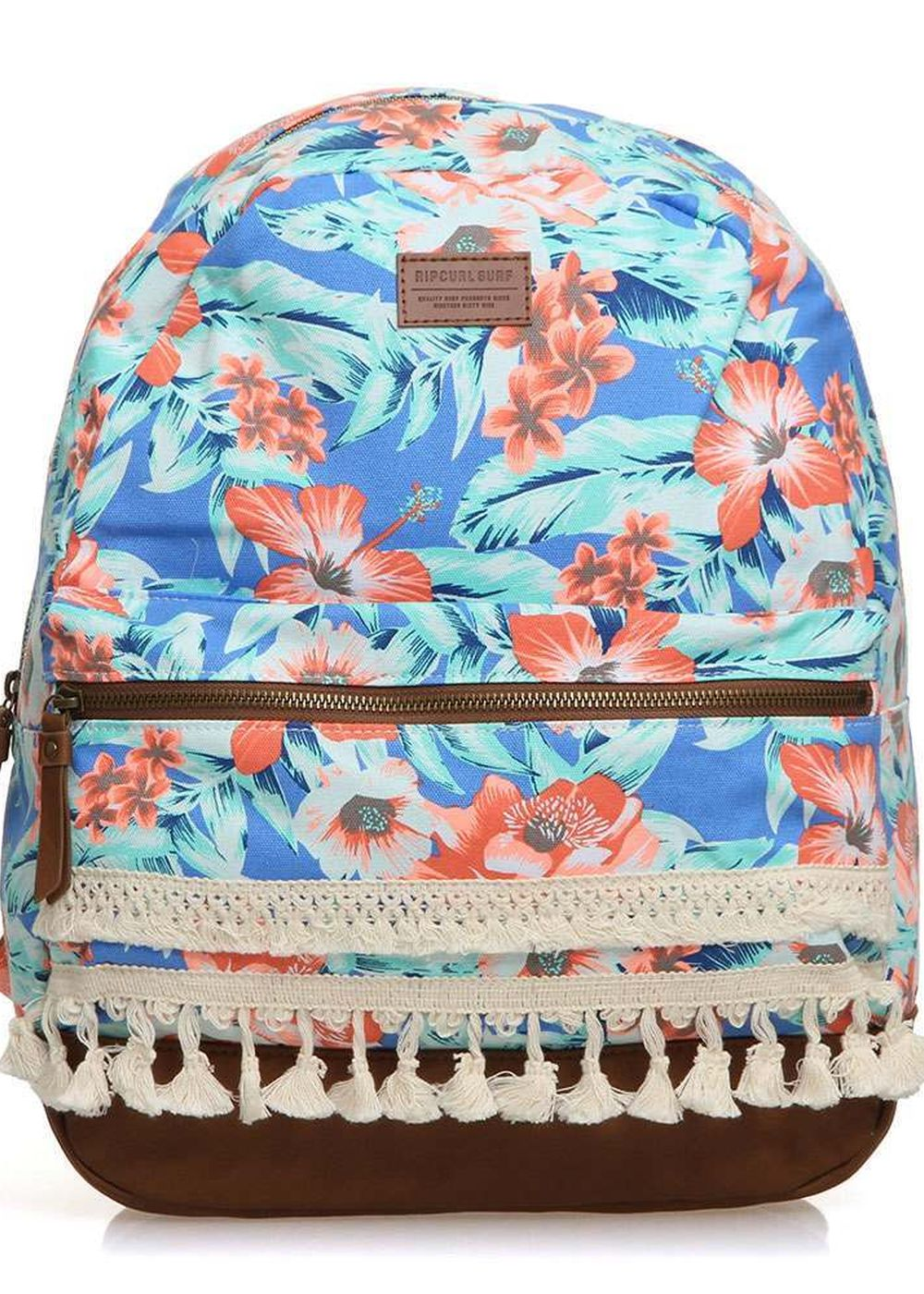 ripcurl mia flores dome backpack blue