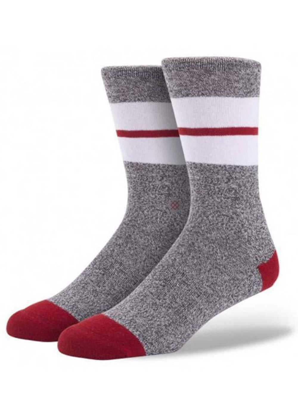 STANCE SEQUOIA SOCKS Grey