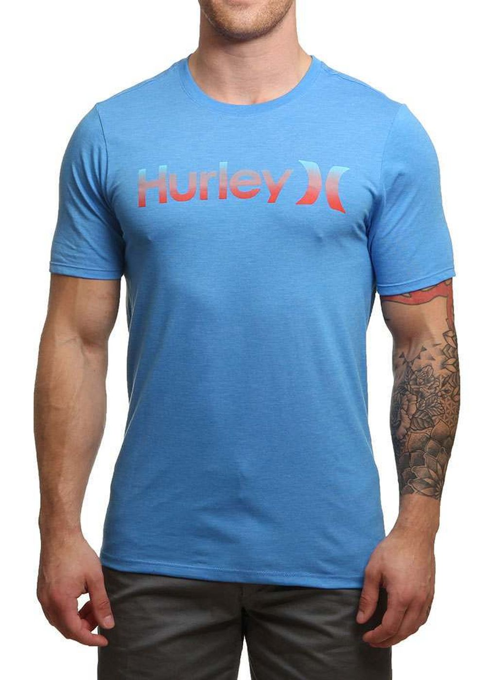 hurley-one-and-only-gradient-tee-light-blue