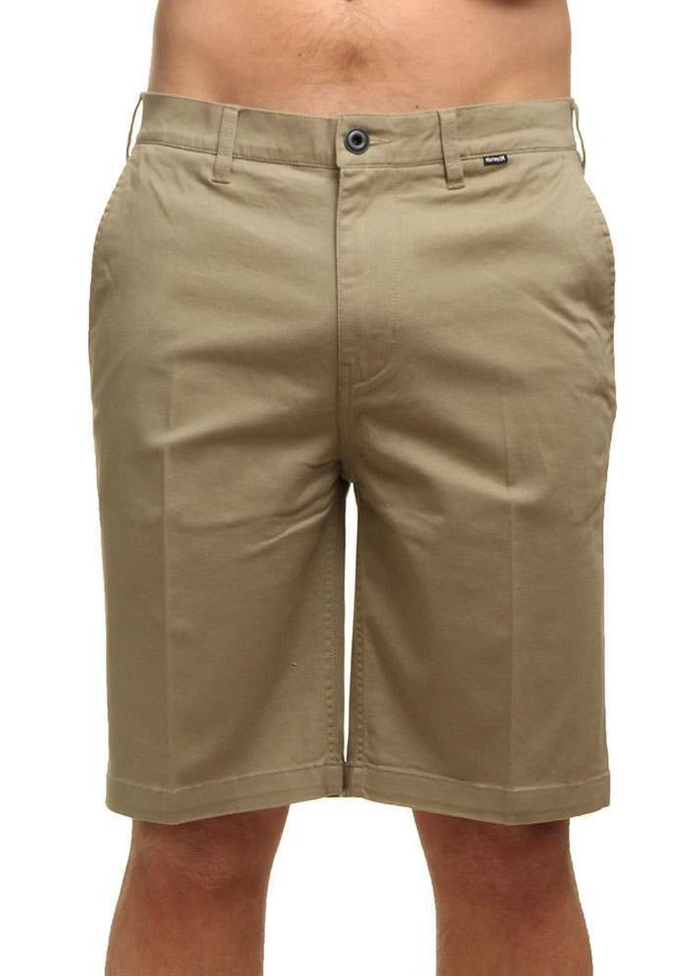 hurley-one-and-only-chino-shorts-khaki