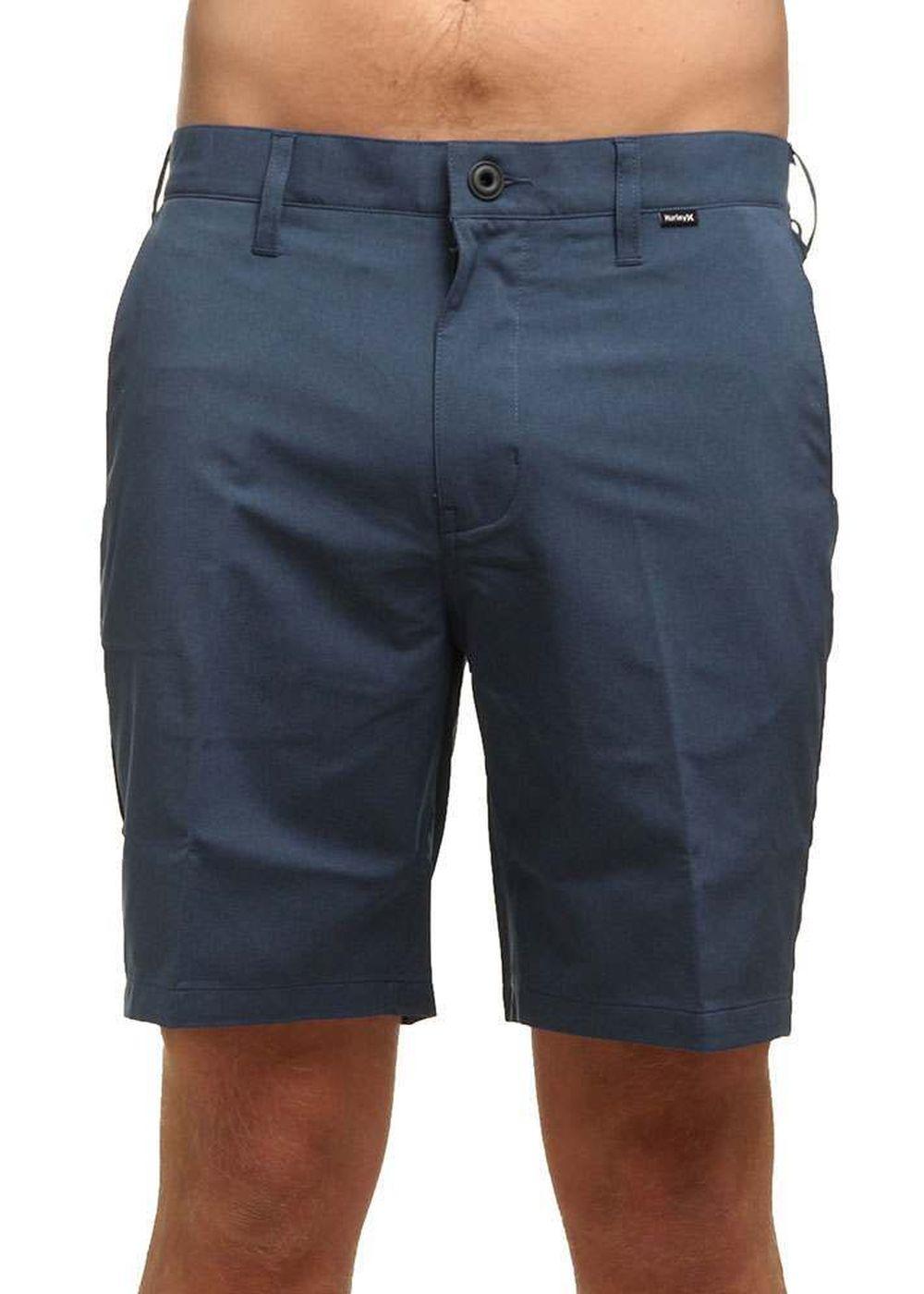 hurley-drifit-heather-shorts-squadron-blue