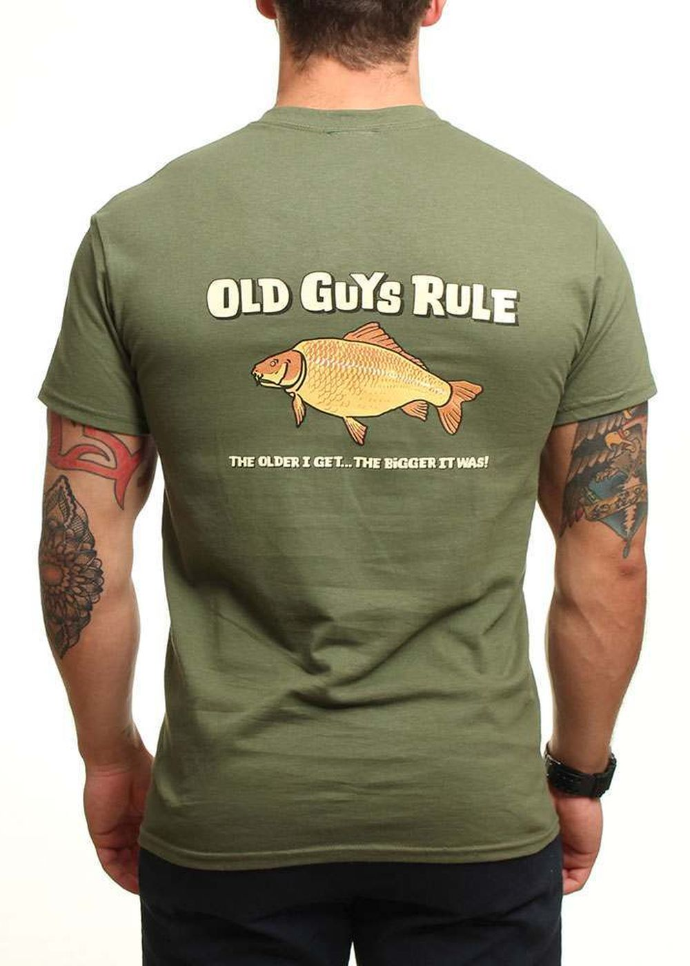 old-guys-rule-bigger-it-was-tee-military-green
