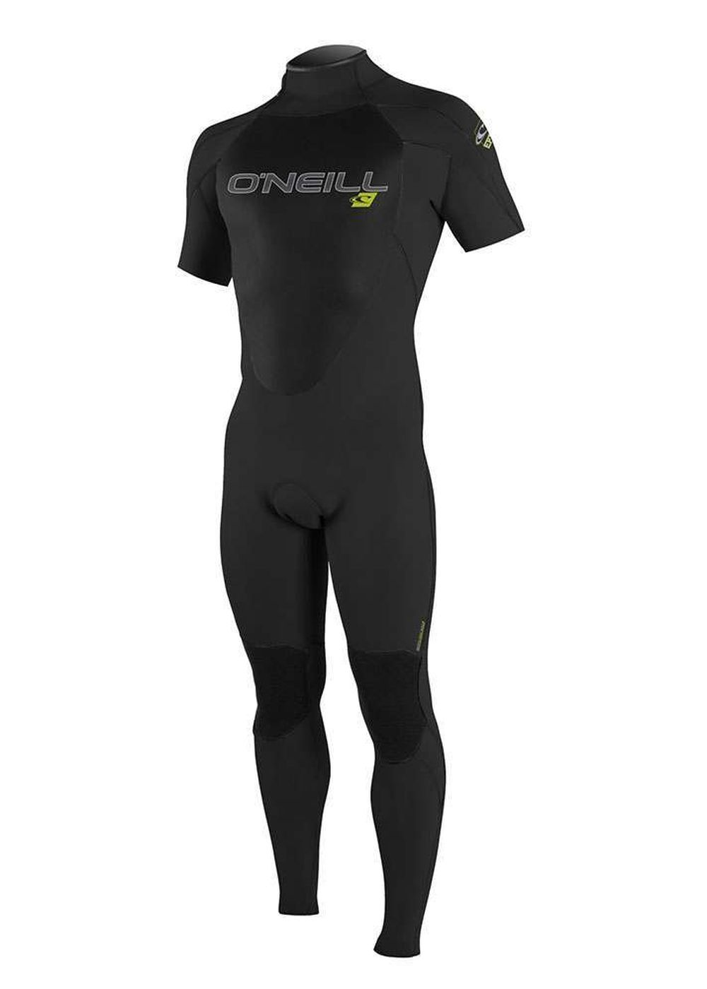 Oneill Epic Bz Short Sleeve 2mm Gbs Wetsuit 15 Blk Picture