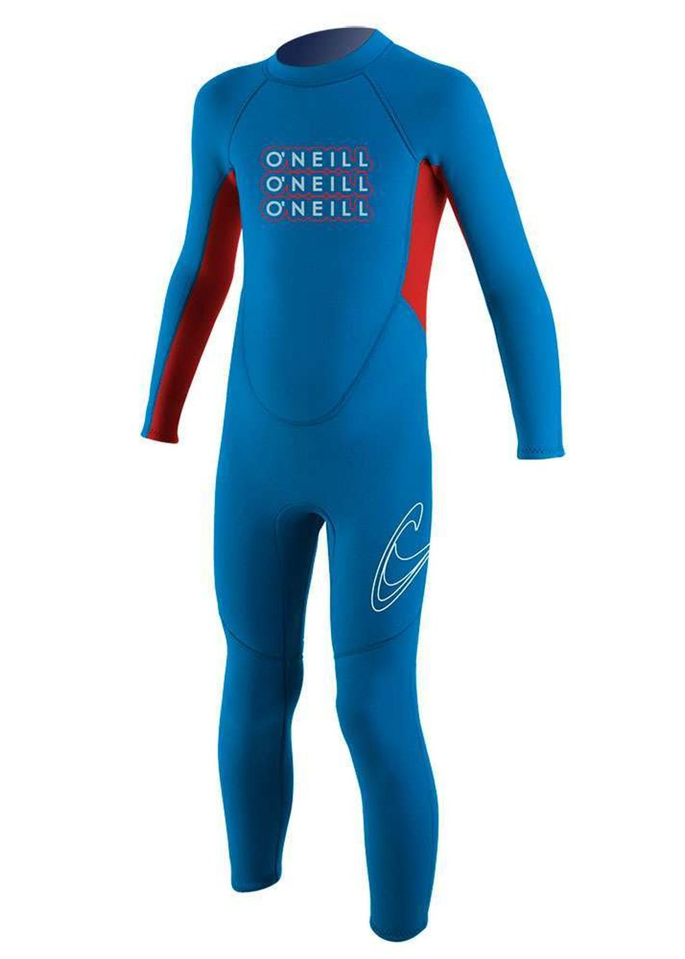 Oneill Toddlers Reactor 3/2 Wetsuit Blue Picture