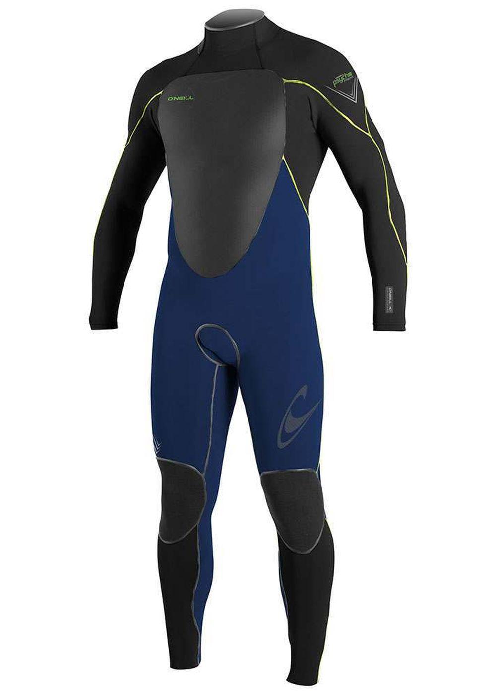 Oneill Psychofreak Bz 3/2 Ssw Wetsuit 2016 Navy Picture