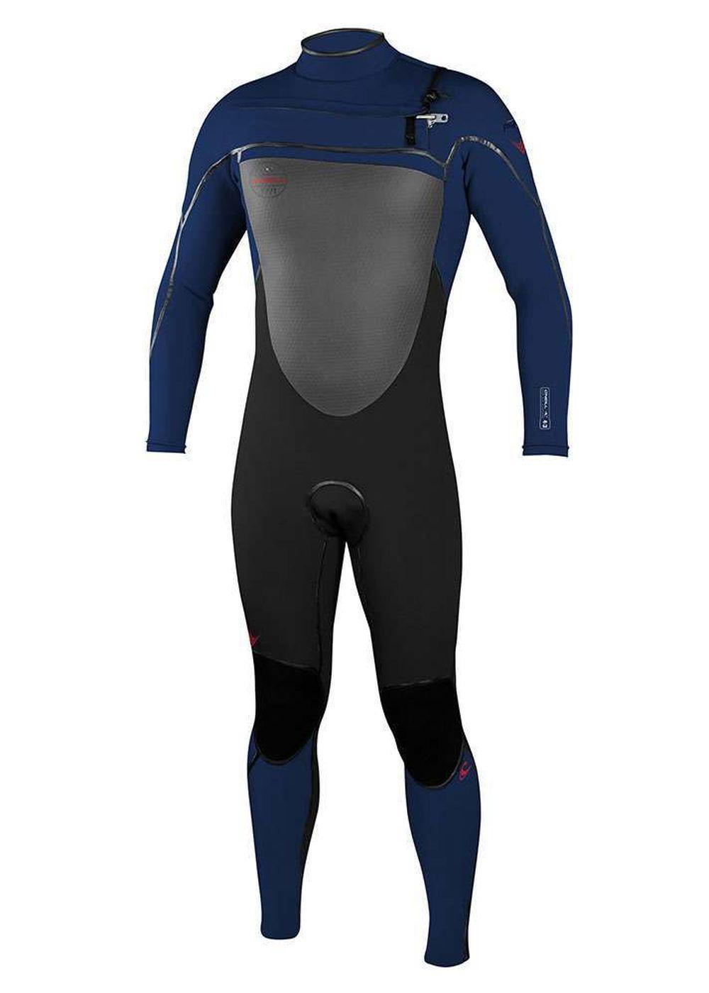 Oneill Psycho Freak Fz 5/4 Ssw Wetsuit 2017 Navy Picture