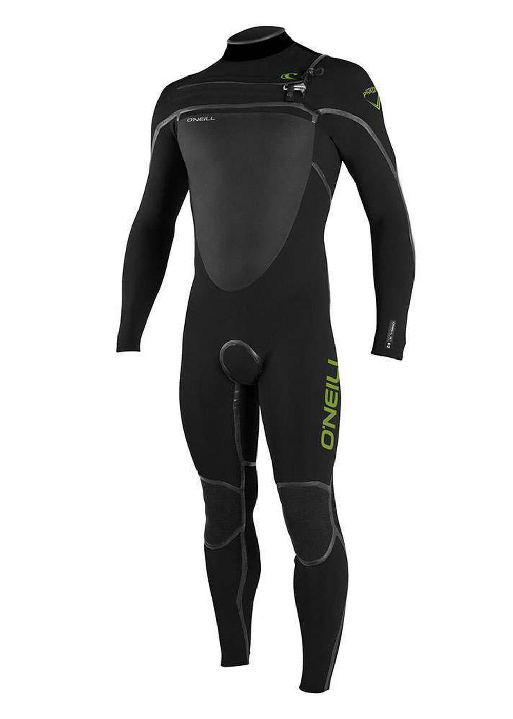 Oneill Psycho Tech Fz 5/4 Fsw Wetsuit 2017 Black Picture