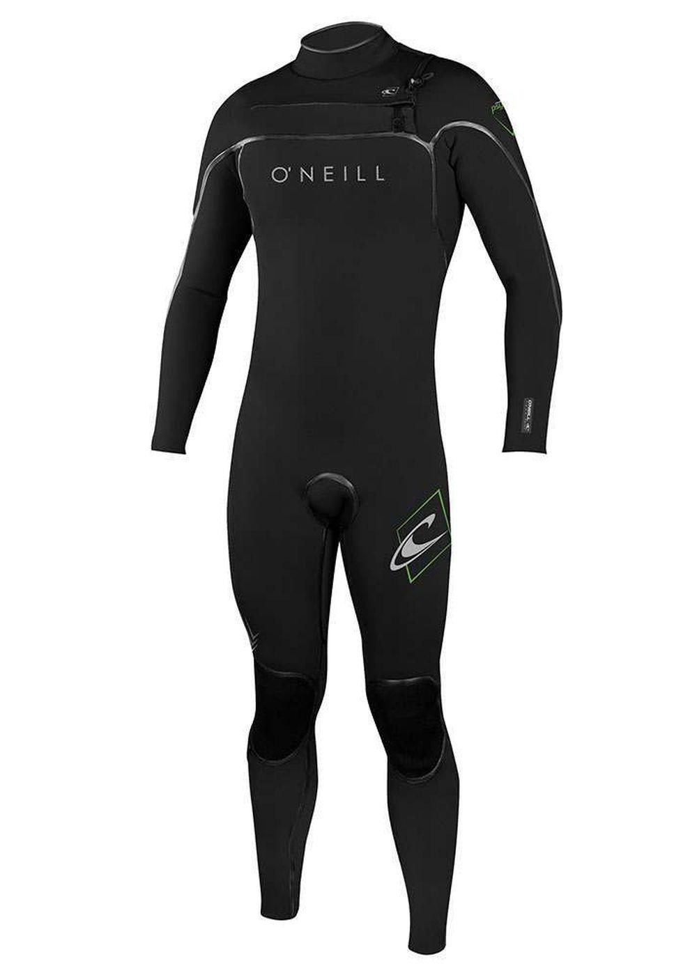Oneill Psycho One Fz 4/3 Fsw Wetsuit 2017 Black Picture