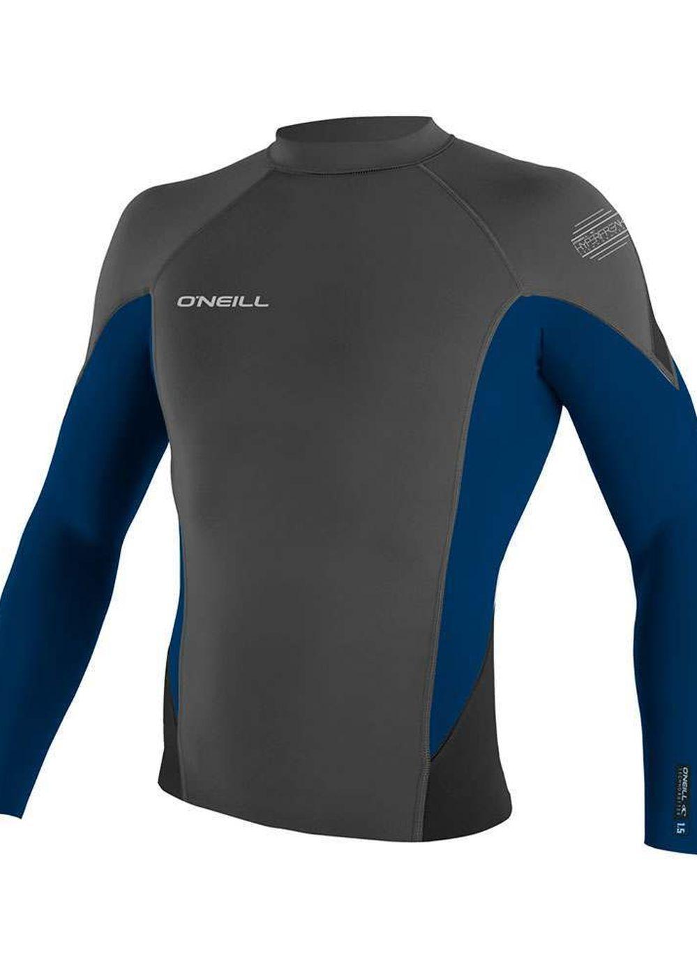 Oneill Hyperfreak 1.5mm Long Sleeve Wetsuit Top Gr Picture