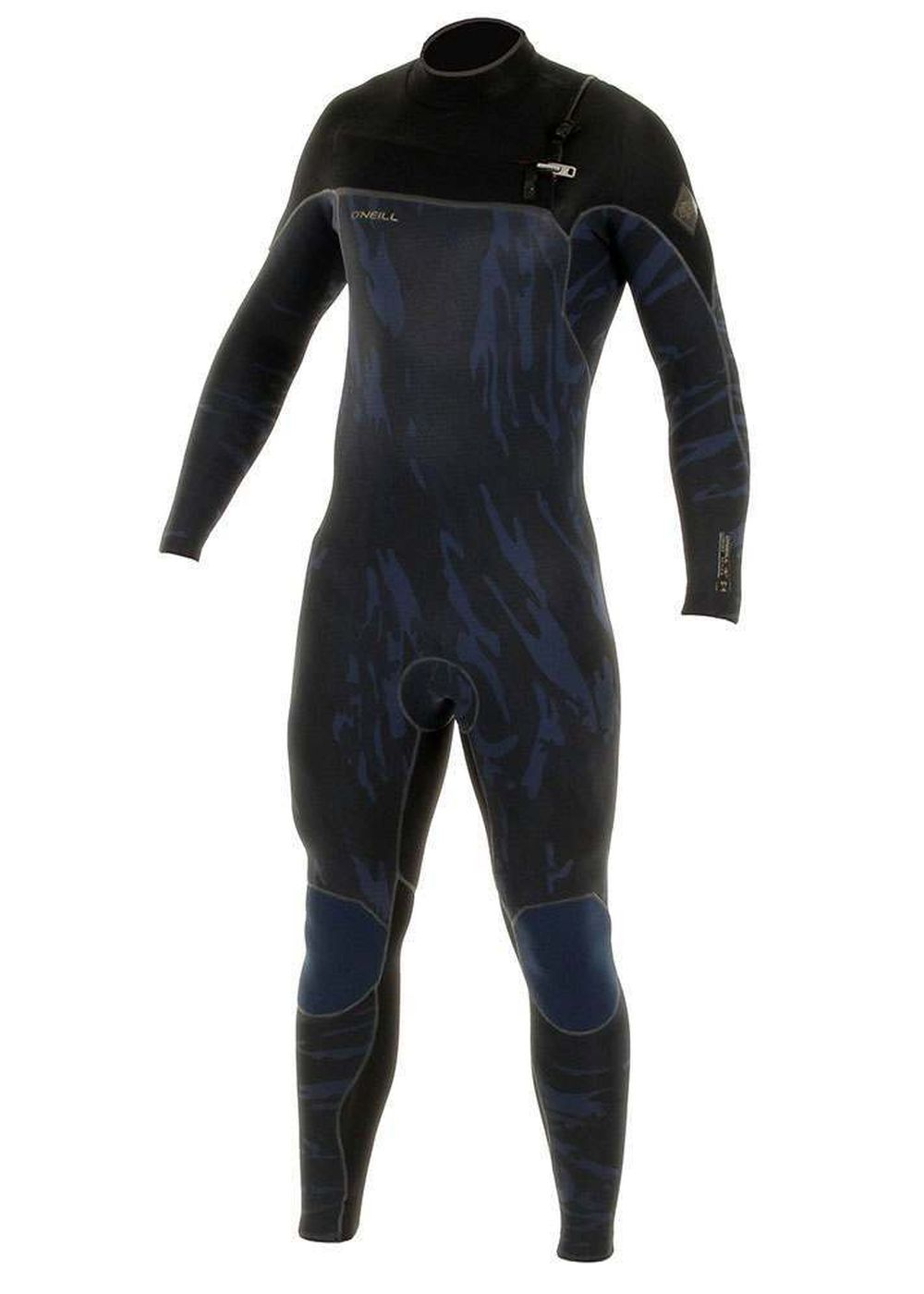 Oneill Freak Fz 5/4 Ssw Wetsuit 2017 Navy Camo Picture