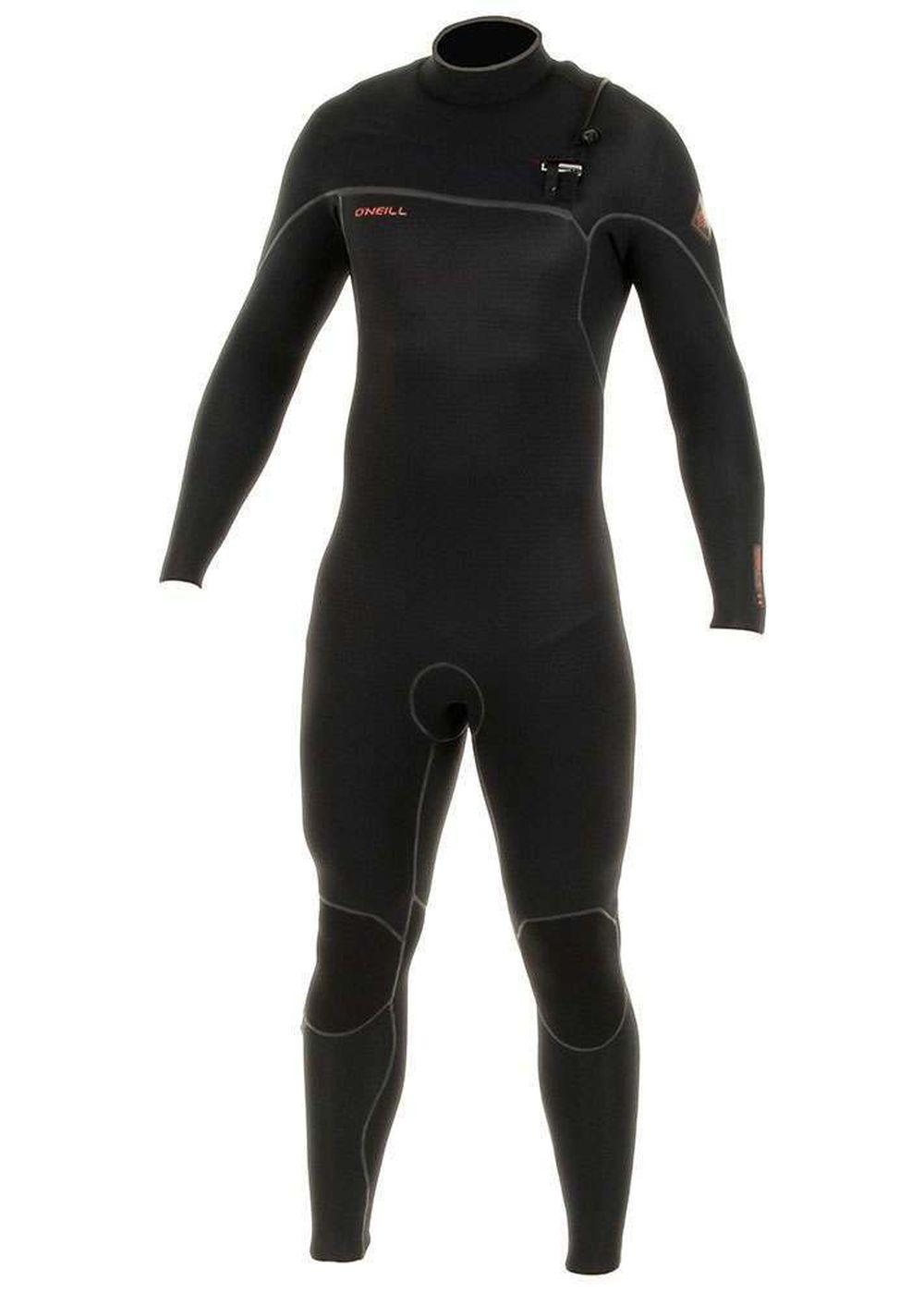 Oneill Freak Fz 5/4 Ssw Wetsuit 2017 Black Picture