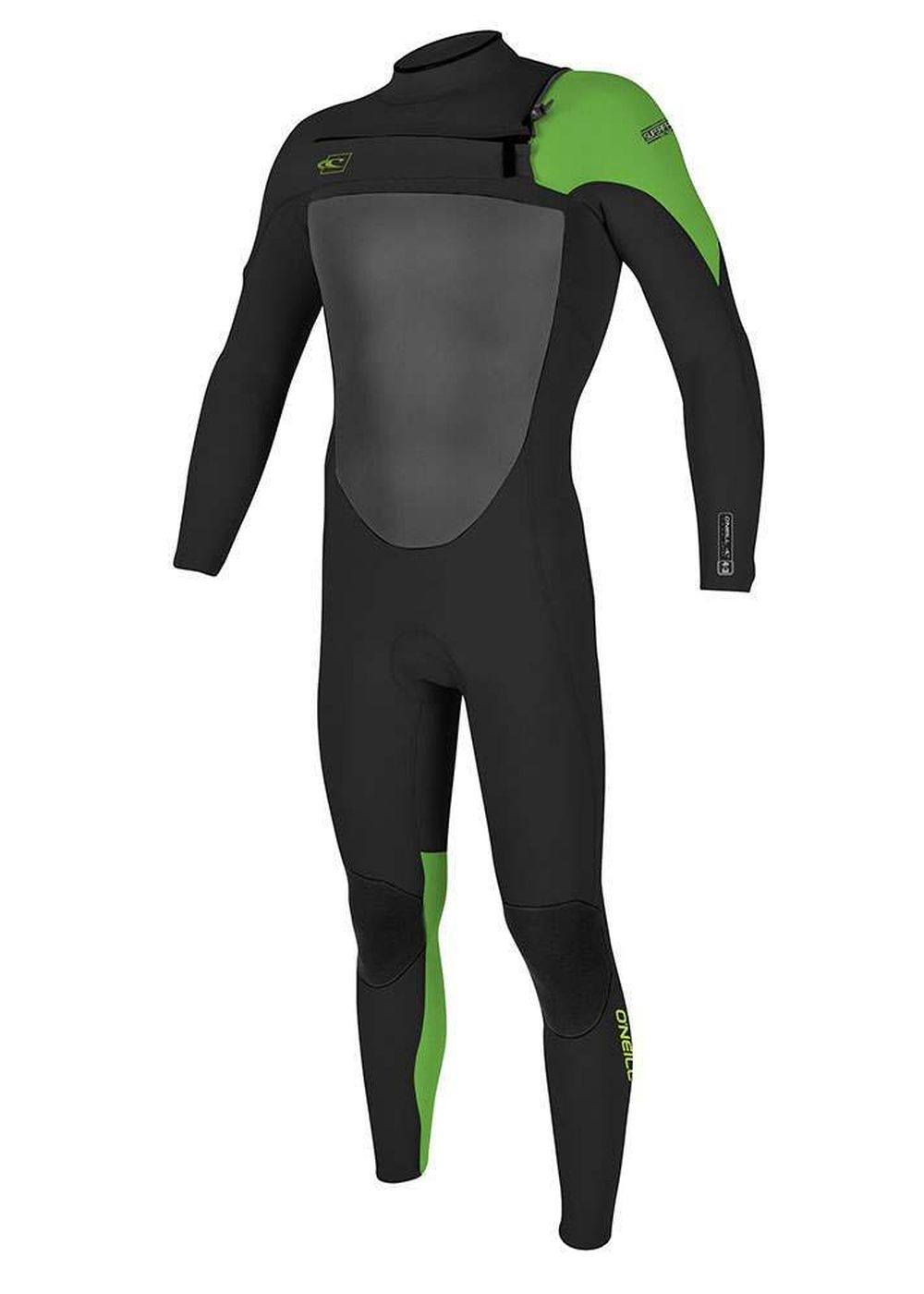 Oneill Superfreak Fz 5/4 Gbs Wetsuit 2017 Blk/day Picture