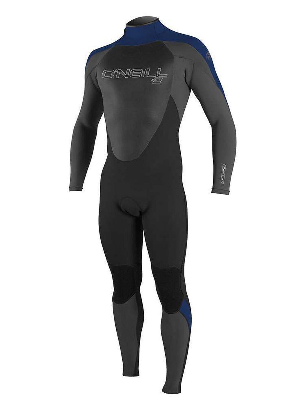 Oneill Epic Bz 5/4 Wetsuit 2018 Black/graph/nvy Picture