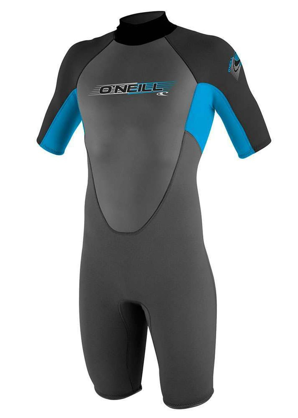 Oneill Reactor Spring 2mm Shorty Wetsuit Gra/tahi Picture