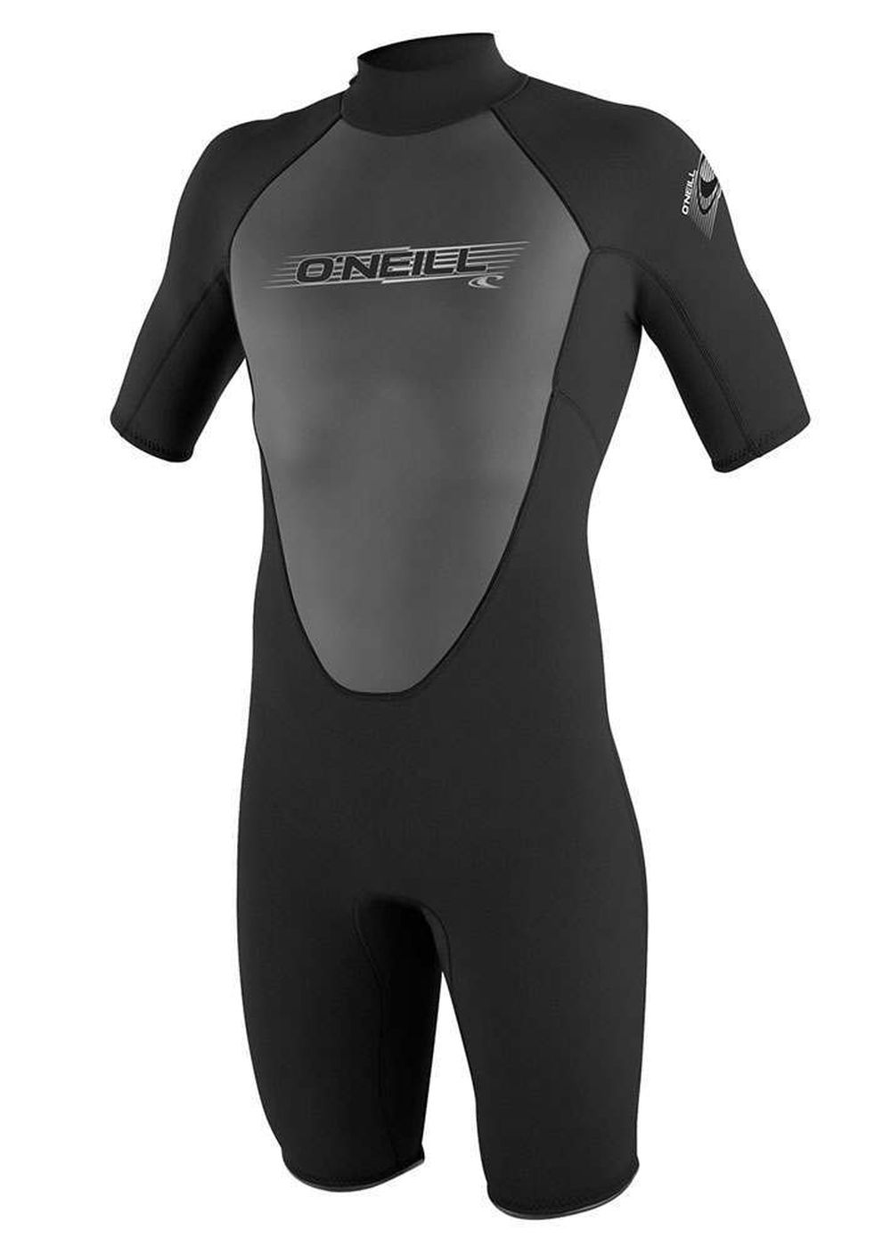 Oneill Reactor Spring 2mm Shorty Wetsuit Black Picture