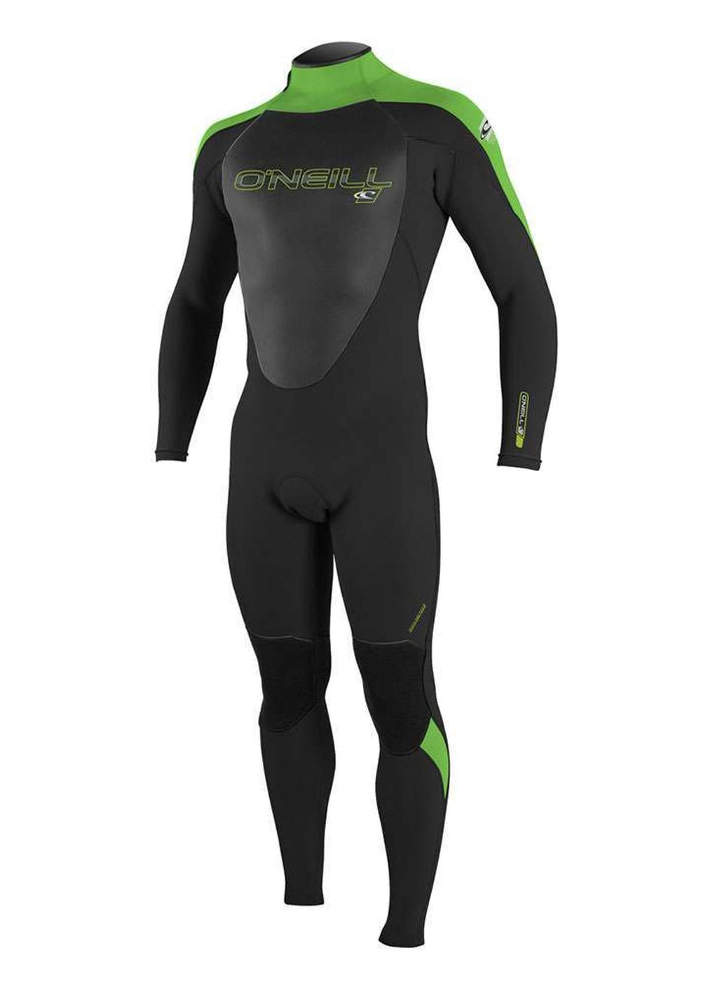 Oneill Epic Bz 3/2 Gbs Wetsuit Black/glo 2017 Picture