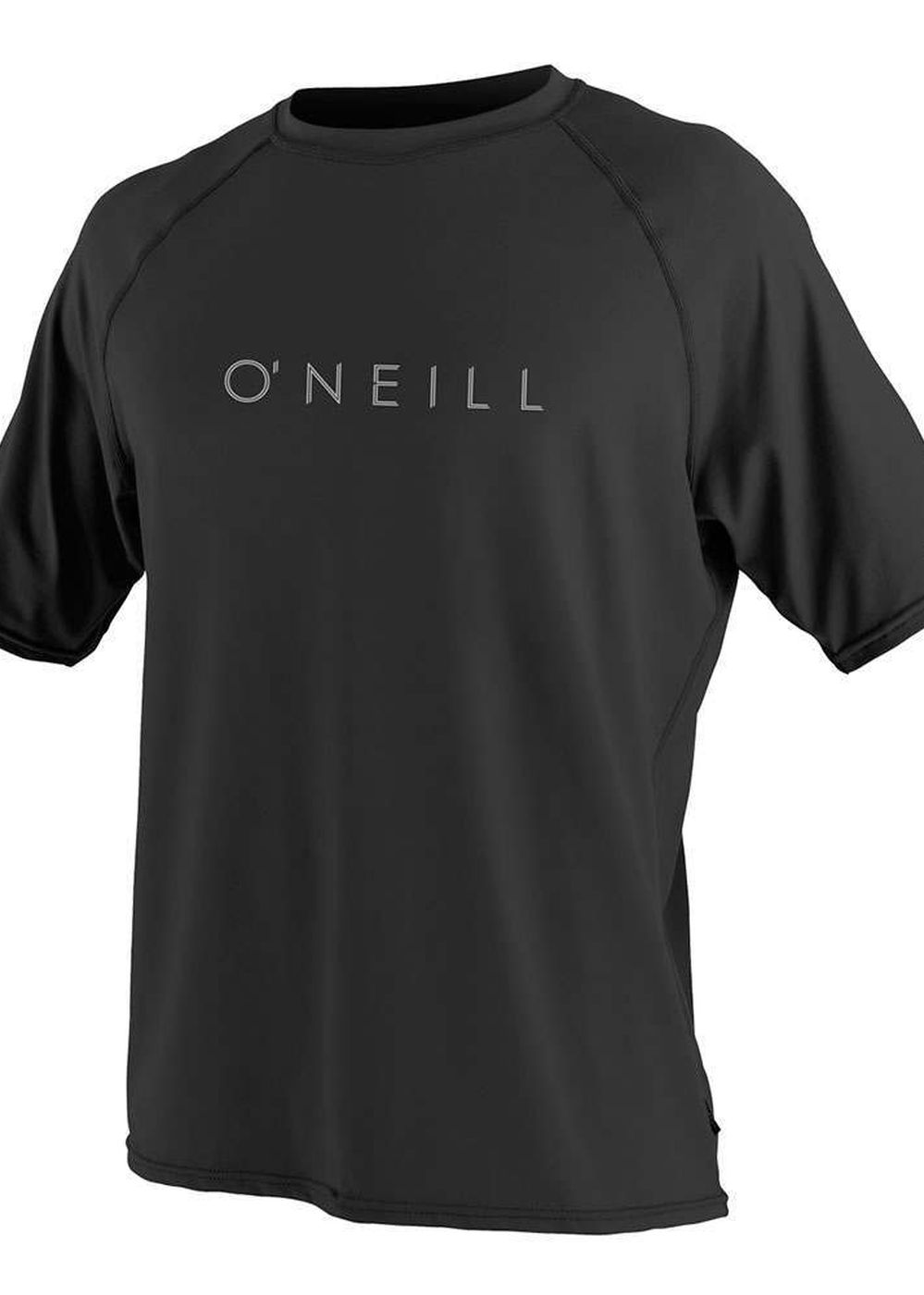 ONeill 24-7 Tech Short Sleeve Surf Rash Tee Black
