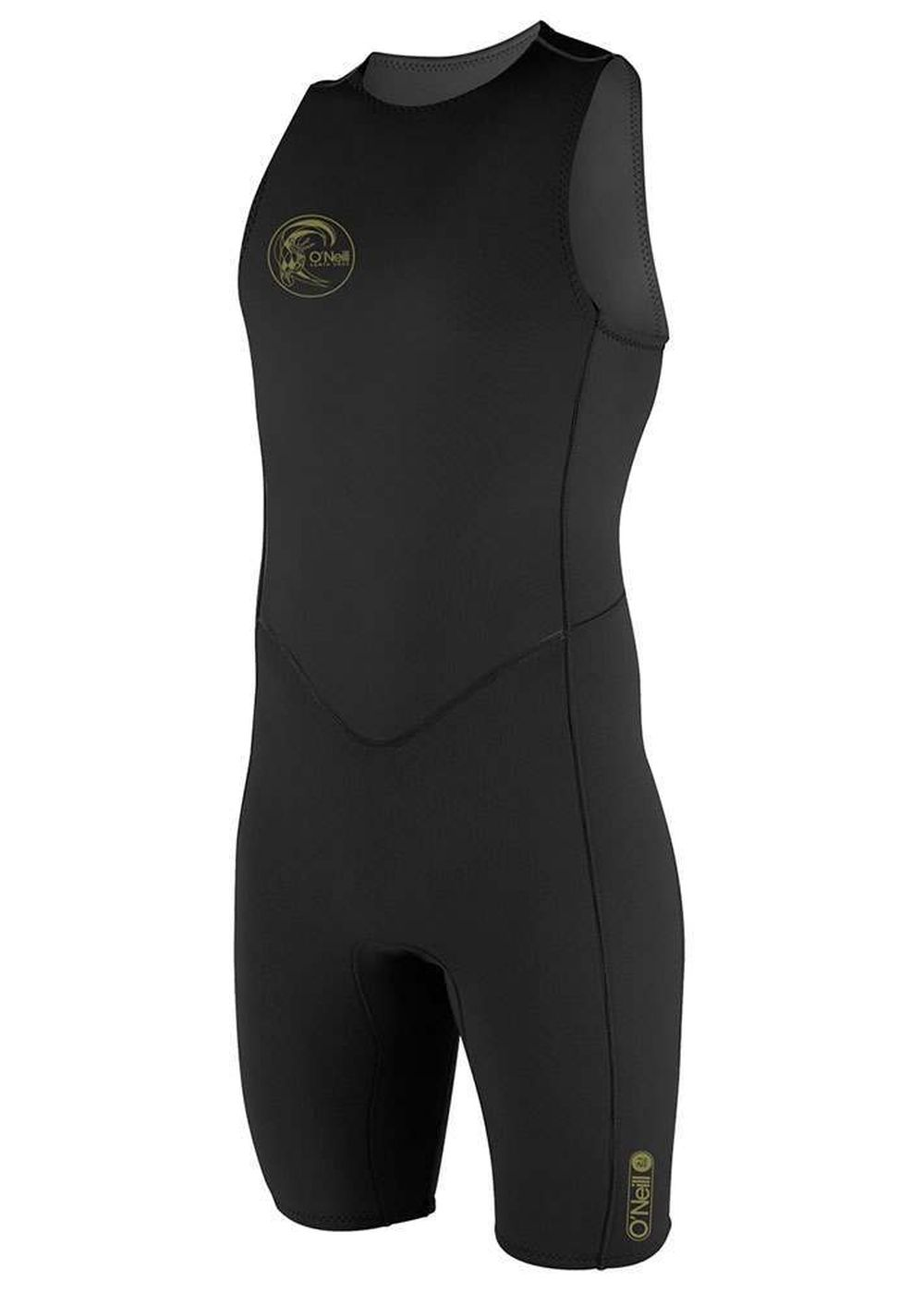 Oneill Original 2mm Shorty Wetsuit Black Picture