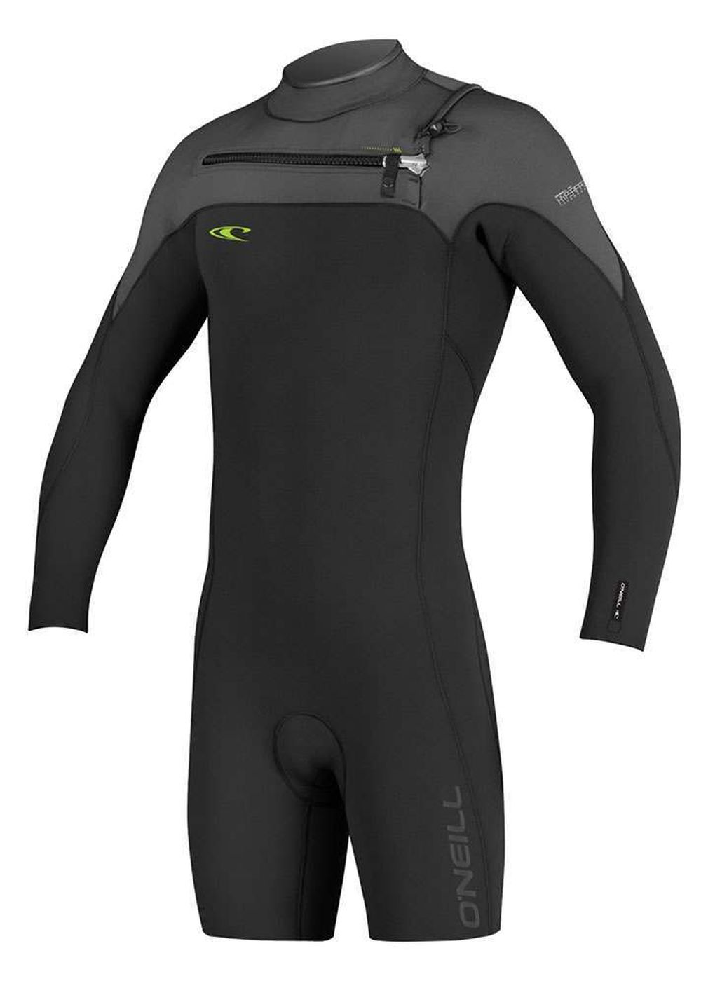 Oneill Hyperfreak 2mm Gbs Shorty Wetsuit Grph/dglo Picture