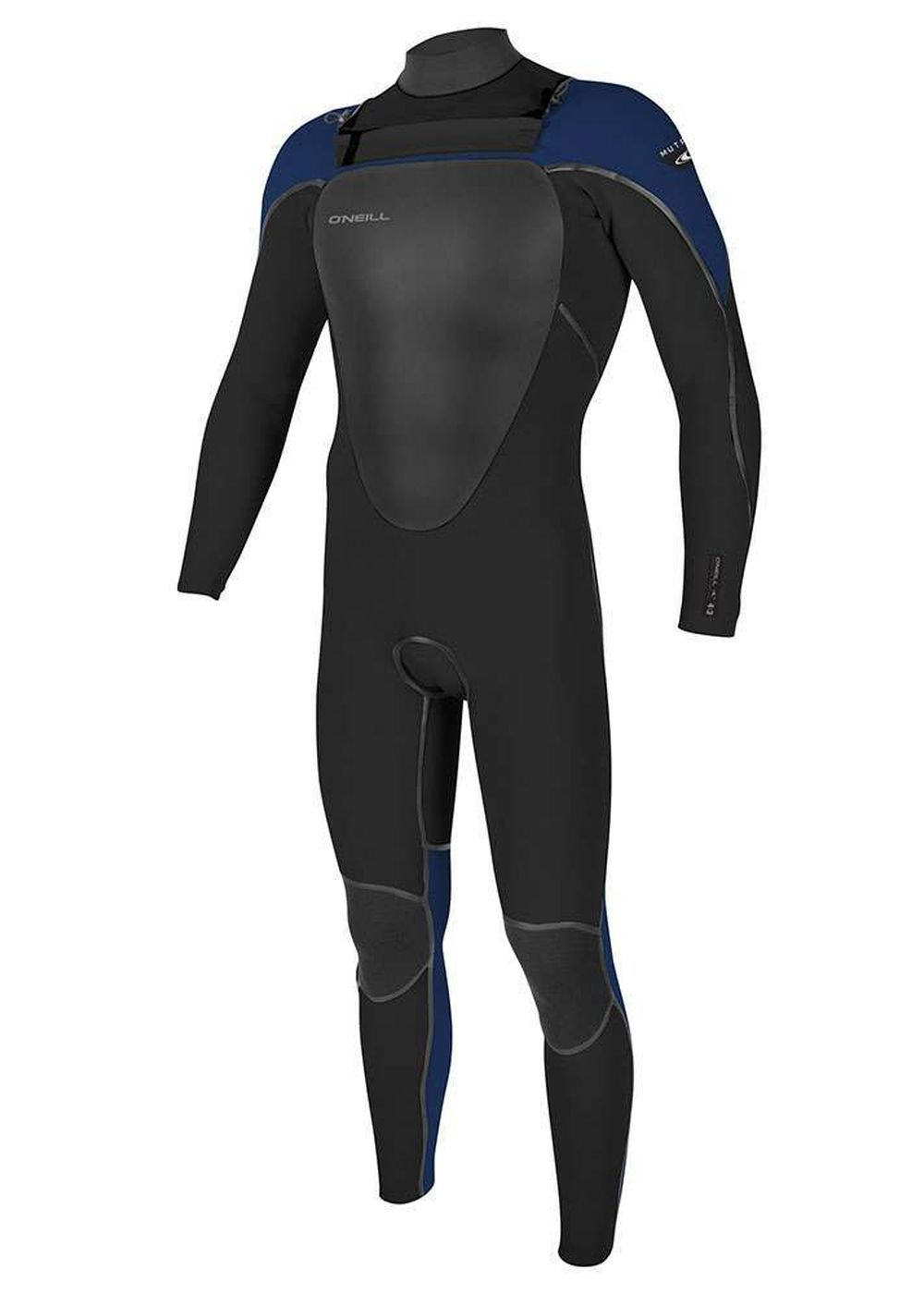 Oneill Mutant Fz 5/4 Wetsuit 2018 Black/navy Picture