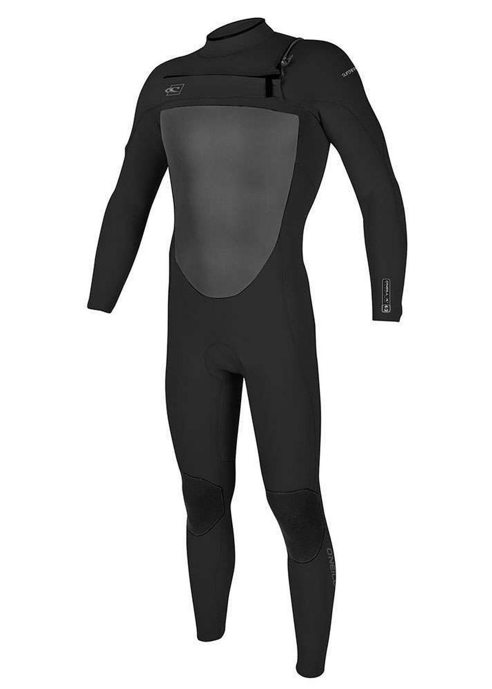 Oneill Superfreak Fz 3/2 Gbs Wetsuit Black 2017 Picture