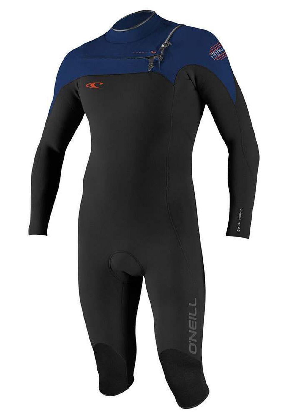 Oneill Hyperfreak 4/3 3q-length Wetsuit 2017 Blk Picture