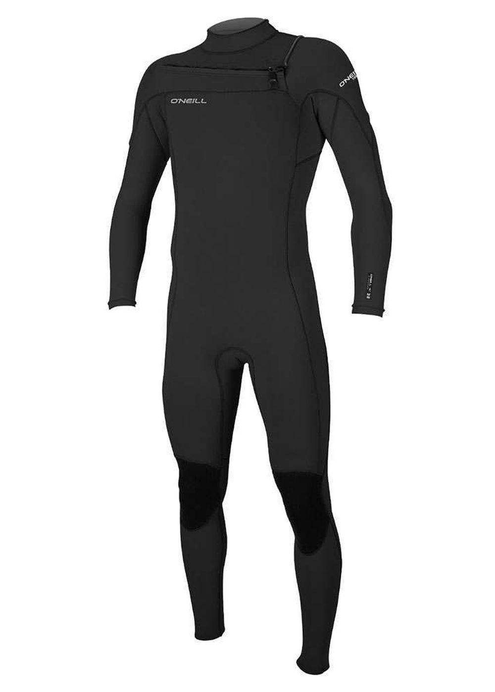 Oneill Hammer Fz 3/2 Wetsuit Black Picture