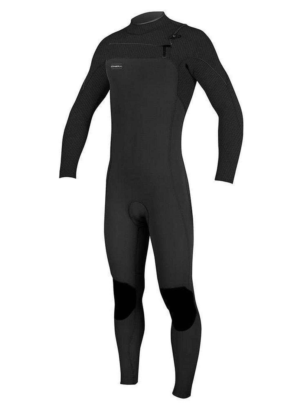 Oneill Hyperfreak Fz 5/4 Wetsuit 2018 Black Picture