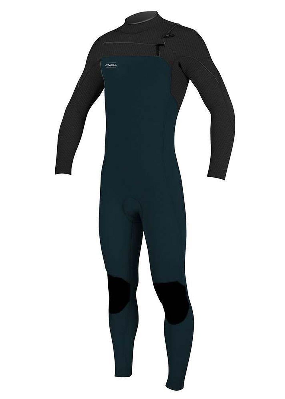 Oneill Hyperfreak Fz 5/4 Wetsuit 2018 Slate/blk Picture