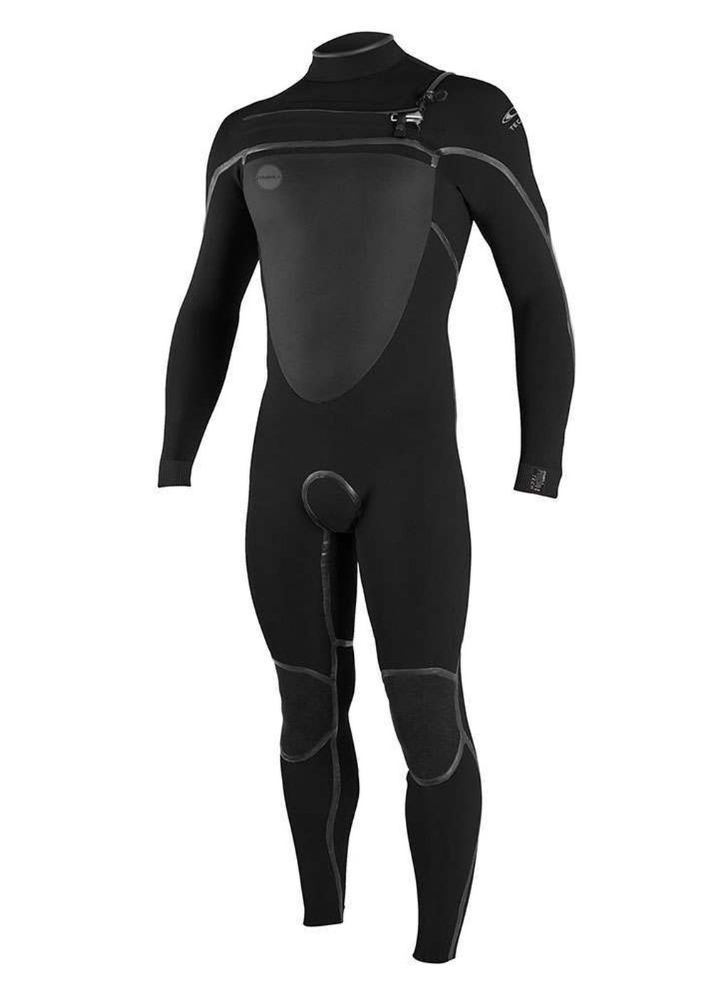 Oneill Psycho Tech Fz 4/3 Wetsuit 2018 Black Picture