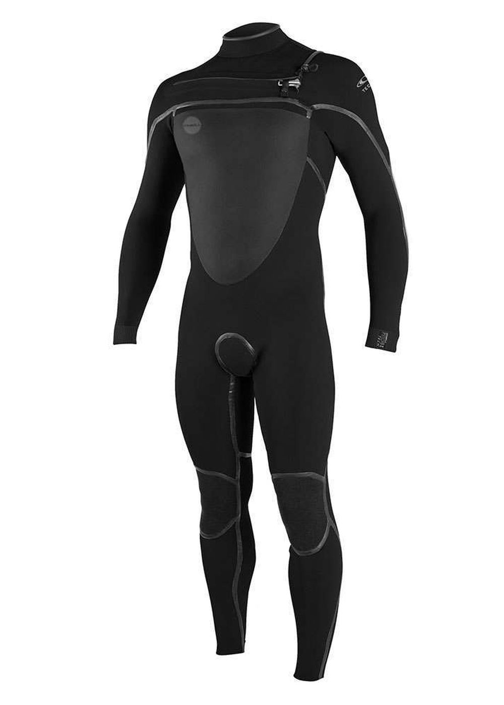 Oneill Psycho Tech Fz 5/4 Wetsuit 2018 Black Picture