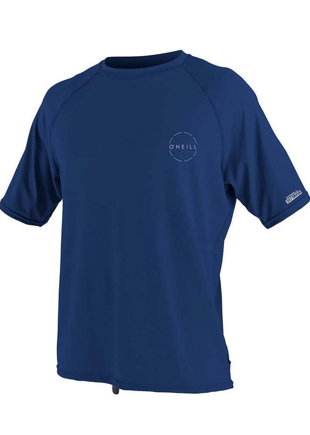 ONeill 24-7 Short Sleeve Rash Tee Navy
