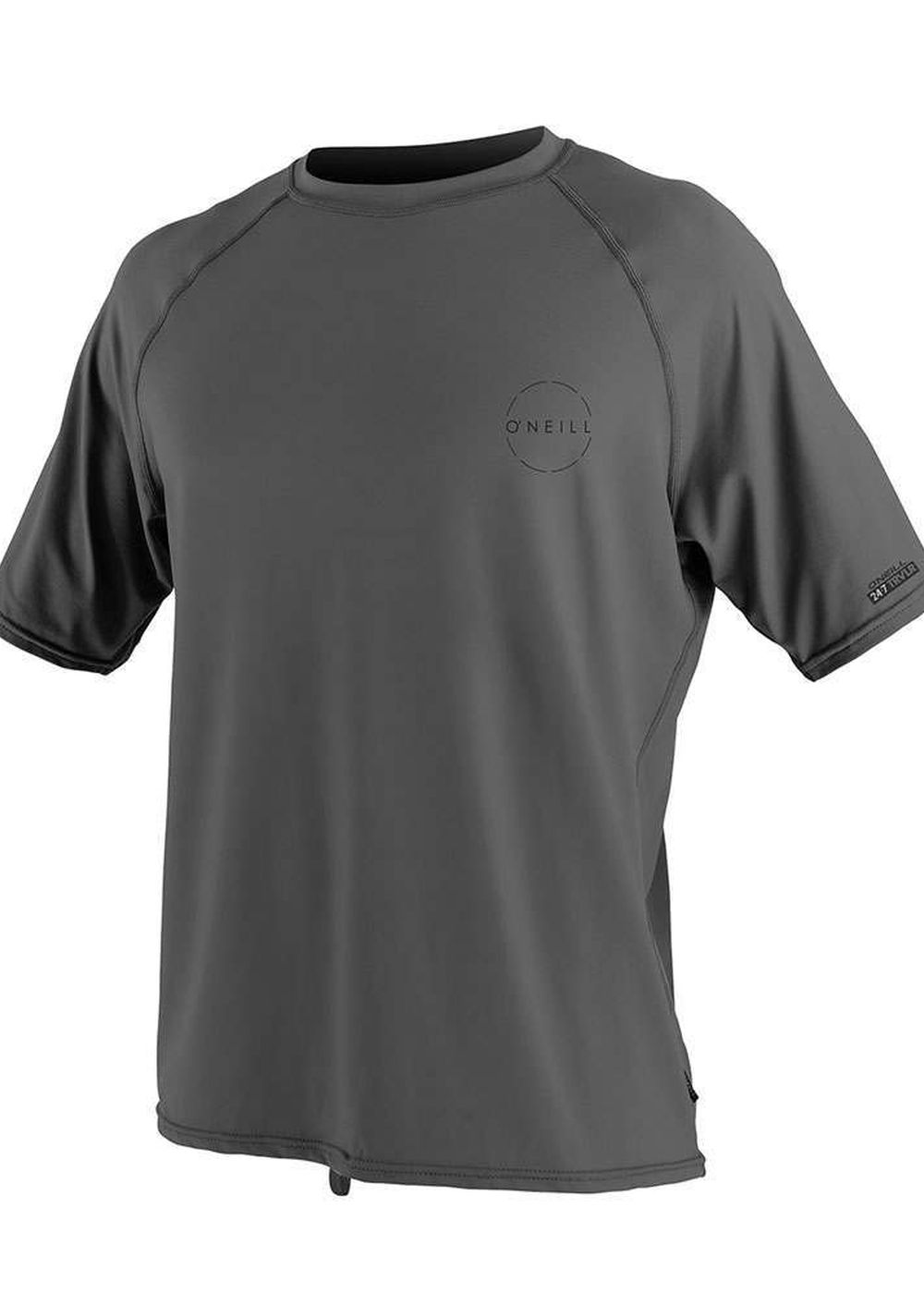 ONeill 24-7 Short Sleeve Rash Tee Graphite