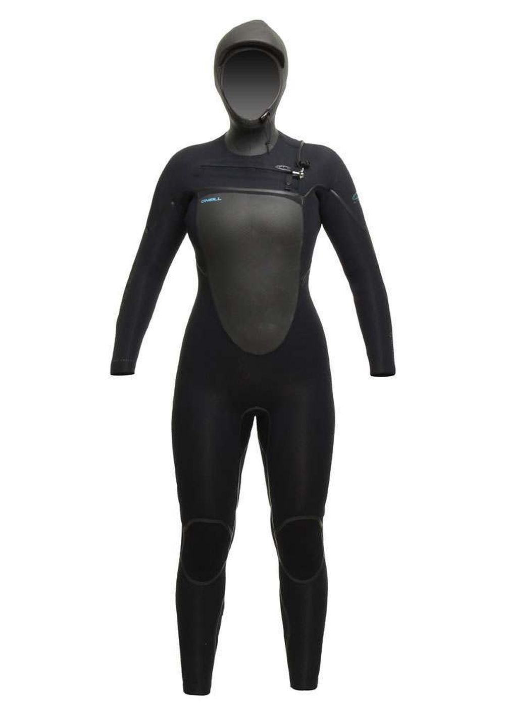 Oneill Womens Pyrotech Hooded Fz 6/4 Wetsuit 2015 Picture