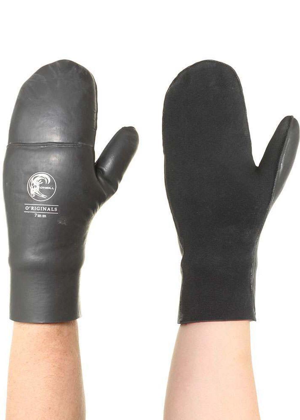 Oneill Originals 7mm Dipped Mitt Wetsuit Gloves Picture